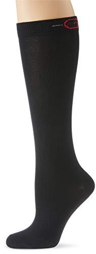 Covalliero Damen Reitstrümpfe Grado schwarz, Größe 37-39